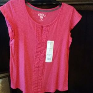 Beautiful Fuschia pink top